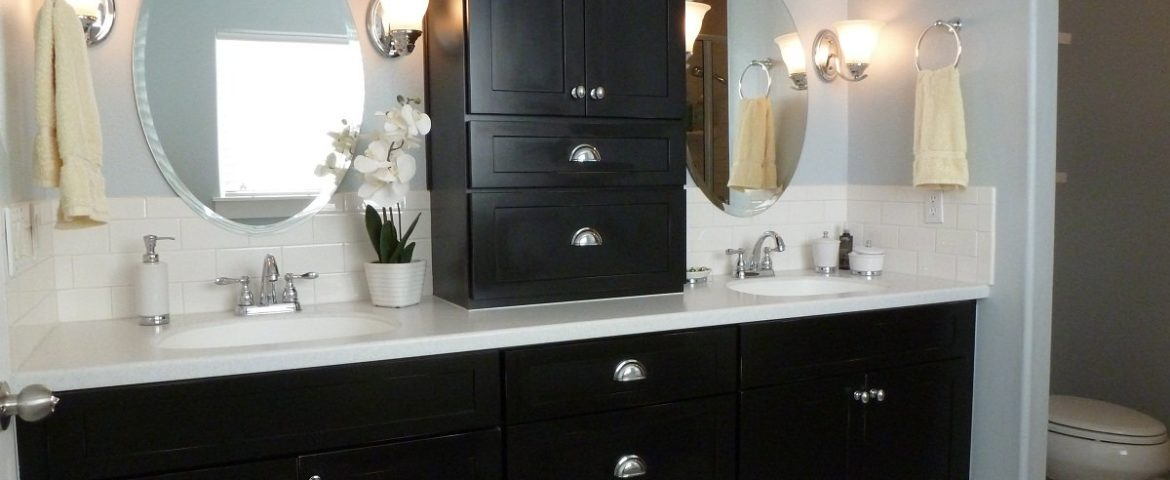 Give your Bathroom an Easy Makeover with a Bath Vanity Cabinet