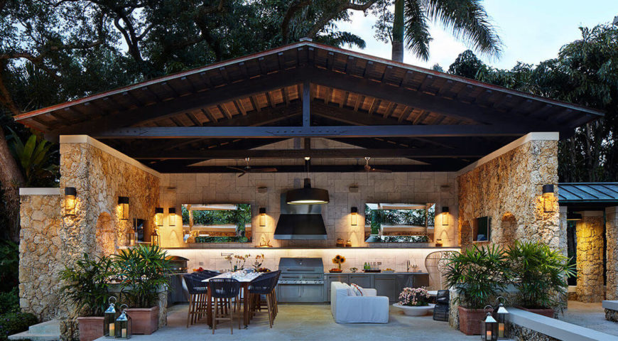 Outdoor Kitchens: An Al Fresco Cooking Experience of your Dreams