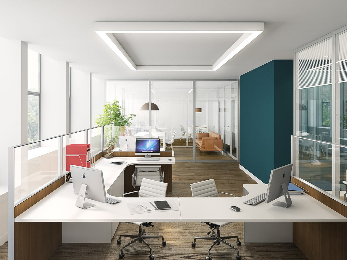 Commercial Office Renovations Toronto
