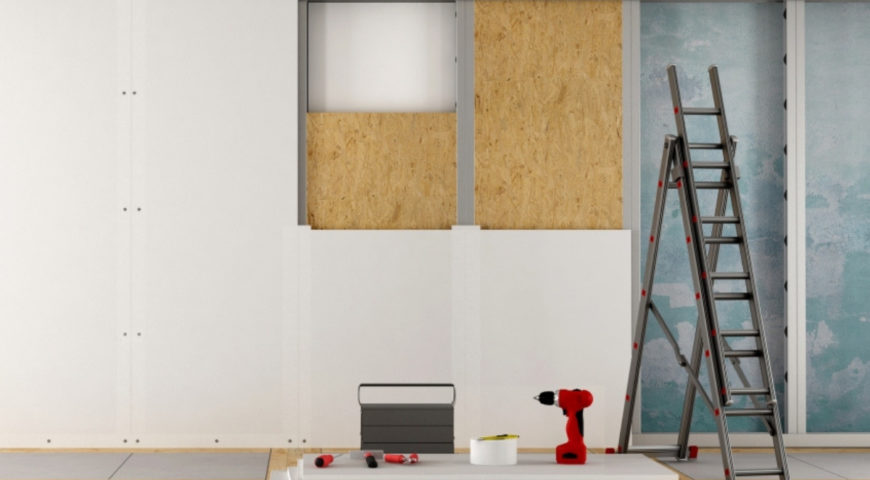 Repair or Replace: How to deal with Damaged Drywall?